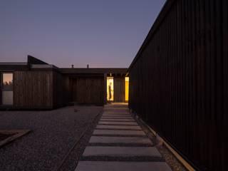 ระเบียง, นอกชาน โดย SUN Arquitectos, โมเดิร์น