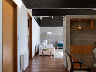 Living room by SUN Arquitectos,