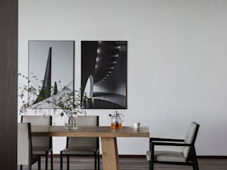 Jenny Mills Architects Modern dining room