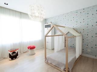CASA ML: Casas de estilo  por DMS Arquitectura