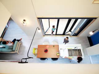 주택설계전문 디자인그룹 홈스타일토토 Cocinas de estilo moderno