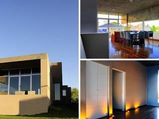 FOC I: Casas de estilo escandinavo por DMS Arquitectura