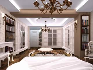 Classic style bedroom by ESA PARK İÇ MİMARLIK Classic