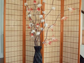 Shoji Screen Room Dividers de Asia Dragon Furniture from London Asiático