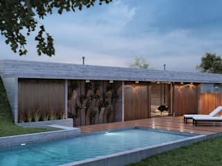 Houses by Arquitecta Fernanda Isola