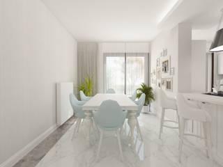 Classic style kitchen by ESA PARK İÇ MİMARLIK Classic