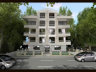 Modern houses by ESA PARK İÇ MİMARLIK Modern