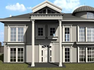 Classic style houses by ESA PARK İÇ MİMARLIK Classic