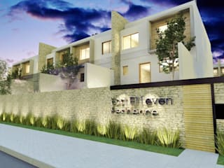 CONDOMINIO E11EVEN : Casas  por hola,