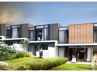 Warta Residence: styl , w kategorii  zaprojektowany przez Warta Residence