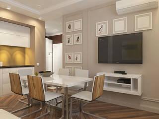 Modern style kitchen by Design interior OLGA MUDRYAKOVA Modern