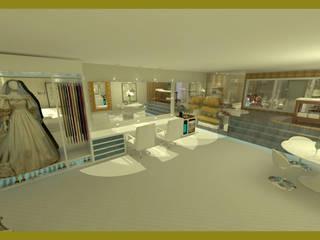 Spa da noiva:   por Rangel & Bonicelli Design de Interiores Bioenergético