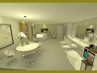 Spa da noiva de Rangel & Bonicelli Design de Interiores Bioenergético
