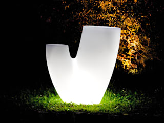 21st-design Garden Lighting Plastic