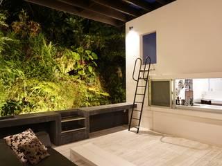 YThouse: e.co roomが手掛けたインテリアランドスケープです。,