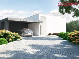 1407-PC-1214 Casas modernas por Oliveiros Grupo Moderno