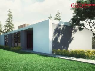 1325-MP-0813 Casas modernas por Oliveiros Grupo Moderno