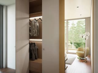 Modern Dressing Room by Oliveiros Grupo Modern