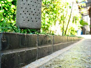 Jardines de estilo moderno de 作庭処 植徳 Moderno