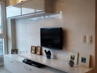 D`Vita - Marcenaria Modern living room