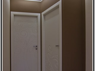 Double P: Ingresso & Corridoio in stile  di Marco Maria Statella - Architect