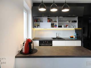 Modern style kitchen by ZoomProjekt Modern