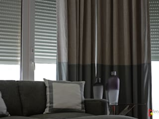 Ventanas de PVC Fensteq Windows & doors Curtains & drapes