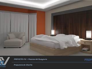 P. G. - Paseos del Guaycura:  de estilo  por MA5-Arquitectura