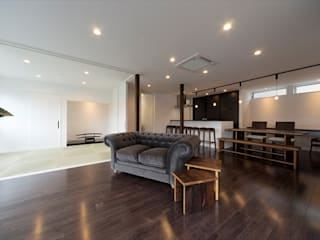 フォーレストデザイン一級建築士事務所 Living room