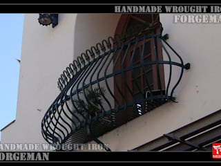 株式会社ディオ Balconies, verandas & terraces Accessories & decoration Iron/Steel