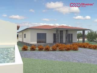1178-DA-0111 Casas modernas por Oliveiros Grupo Moderno