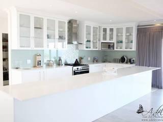 Rudman Visagie Cocinas de estilo moderno