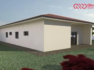 1174-LD-1110 Casas modernas por Oliveiros Grupo Moderno
