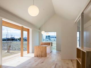 hm+architects 一級建築士事務所 Salle à manger originale