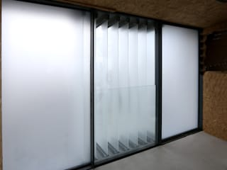 Keeling House IQ Glass UK Modern windows & doors