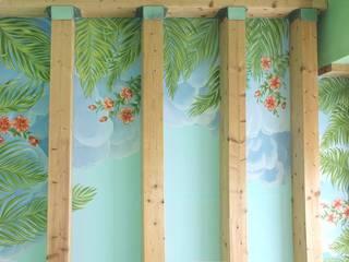 Vale murales e decorazioni Event Venue Klasik Multicolored