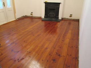 Floorboards After The Renovation Process:   by Floor Sanding Co