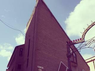Ezgi - HOMIFY – Bricklane/Londra:  tarz Duvarlar