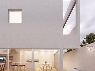住宅 by 1.61 Arquitectos