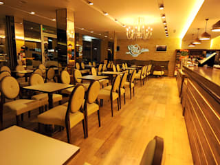 Traço M - Arquitectura Gastronomie classique