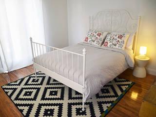 Erika Winters Design Minimalist bedroom