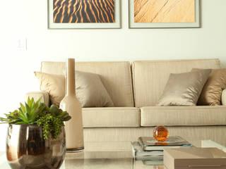 Liliana Zenaro Interiores Living roomAccessories & decoration Beige