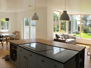 Golden Grove House Modern living room by Mark Waghorn Design Modern