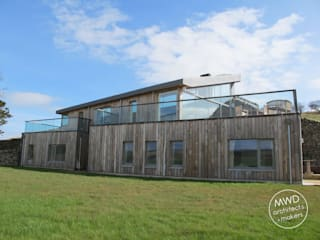 Three Glens, Dumfries Modern houses by Mark Waghorn Design Modern
