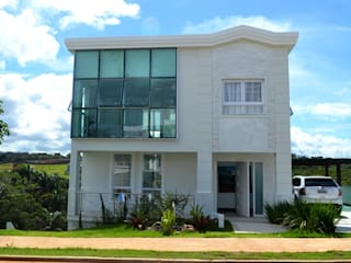 Atelier Plural Modern houses Glass White