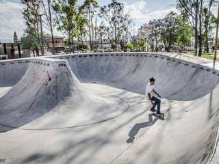 CANAL INTERCEPTOR / ARKYLAB:  de estilo  por Oscar Hernández - Fotografía de Arquitectura