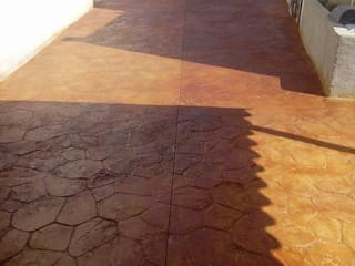 ESTAMPADO: Jardines de estilo  de innova arquitectos kemiko
