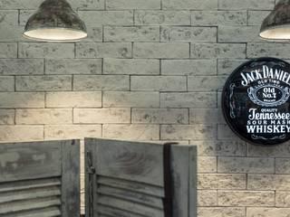 Loja El Guapo Para Los Hombres: Lojas e imóveis comerciais  por Studio ARKH,Moderno