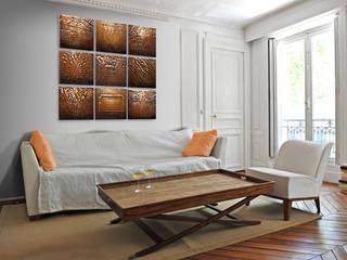 """Obraz """"Faktura czasu"""": styl , w kategorii  zaprojektowany przez BIMAGO.PL"""