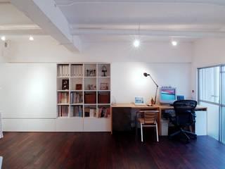 Bureau de style  par 株式会社ブルースタジオ, Moderne